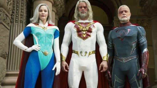 How Jupiter's Legacy's costume designer found each superhero's 'sacred geometry'