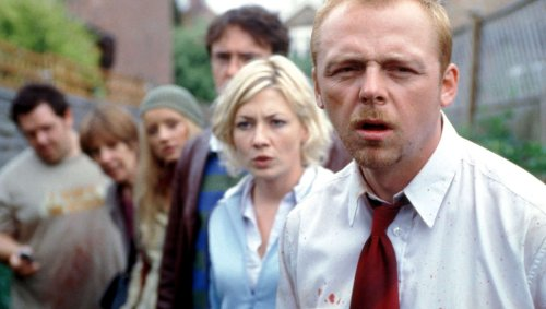 Even Chris Martin thought he played a zombie in 'Shaun of the Dead'