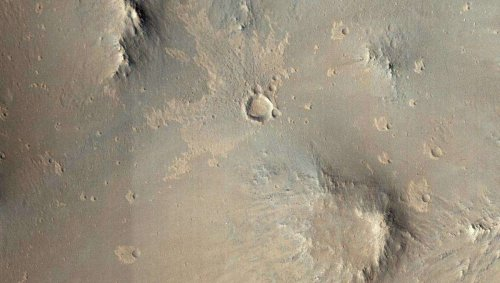 Size matters, which might be why Mars has no life