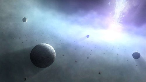 Because the Universe isn't weird enough: Black hole planets may exist.