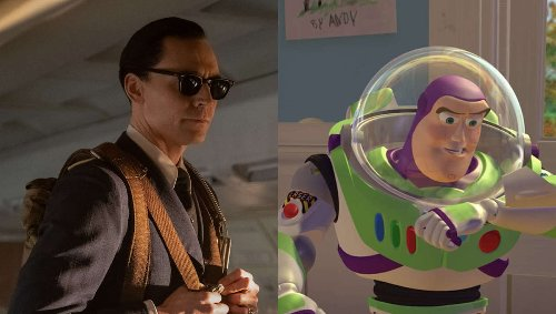 You are a toy! How 'Loki' found the core of the character's arc in Toy Story's Buzz Lightyear