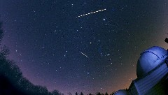 Discover the perseid meteor shower