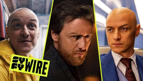 Is James McAvoy the low-key king of sci-fi?