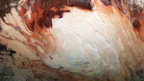 So about those subsurface lakes on Mars, are they really water or… something else?