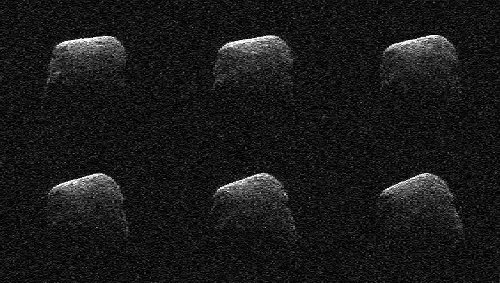 A dead comet that doesn't chafe