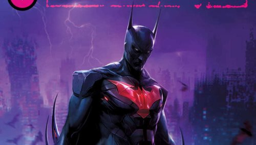 Batman Beyond: Terry McGinnis returns to figure out who killed Bruce Wayne in DC's new 'Urban Legends' comic