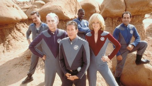 'Galaxy Quest: The Inside Story' digs into how they made Sarris a baddie for the ages