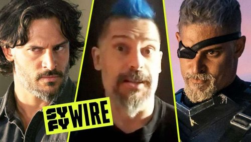 From True Blood to Deathstroke, Joe Manganiello is living the dream
