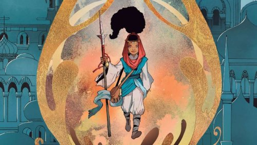 Indie Comics Spotlight: 'Adora and the Distance' is a magical love letter about adventures and autism