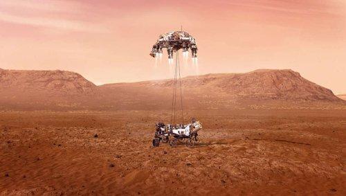 NASA's Mars rover shares new 2.4 billion-pixel, 360-degree panoramic image from Jezero