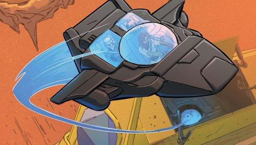 Comics Wire: Exclusive - Meet Heavy Metal's 'Female Indiana Jones in space,' Milestone returns, new Aquaman & more