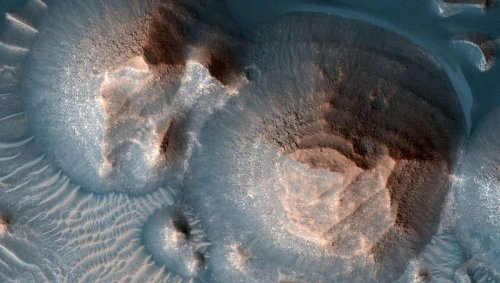 Forget Yellowstone: Thousands of immense supervolcano eruptions buried much of ancient Mars