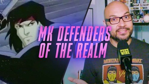 Test your might: Everything you didn't know about Mortal Kombat: Defenders of the Realm