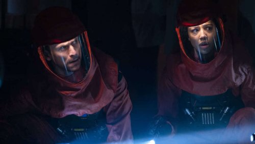 The Orbital team can't trust anyone in exclusive clip from latest episode of NBC's Debris