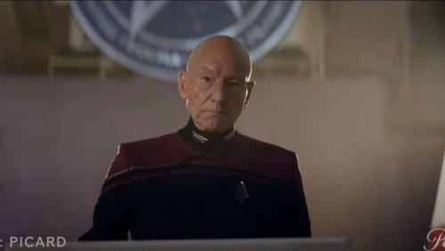 Q returns in the time-hopping teaser for Star Trek: Picard Season 2 on Paramount Plus