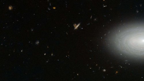 You think *you're* isolated today? Meet the galaxy MCG+01-02-015
