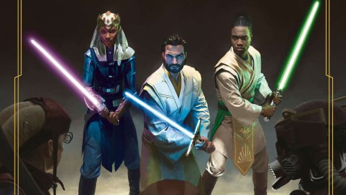 All of the main Jedi to remember before Wave 2 of Star Wars: The High Republic begins