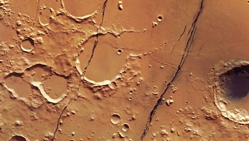 More evidence that Mars is volcanically active right now. Today.
