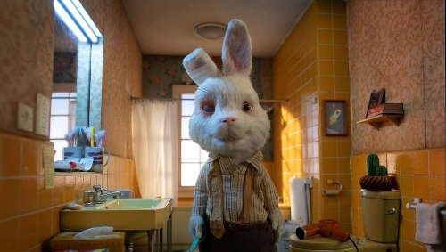 Taika Waititi voices a stop motion rabbit in Humane Society short about animal testing