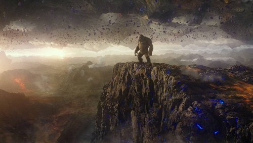 Godzilla vs. Kong's 'hollow Earth' where giant monsters live is bogus, right? The science behind the fiction