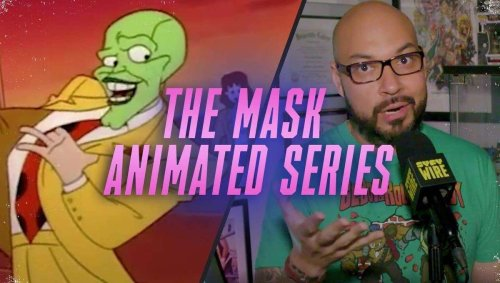 Smokin'! Everything you didn't know about The Mask: Animated Series