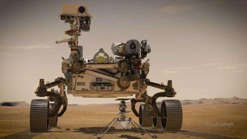 Perseverance is now ready to actively begin looking for evidence of life on Mars