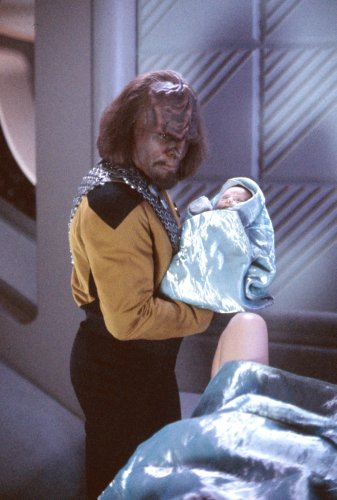 How 'Star Trek' writer Ron Moore pulled off this underrated 'TNG' episode