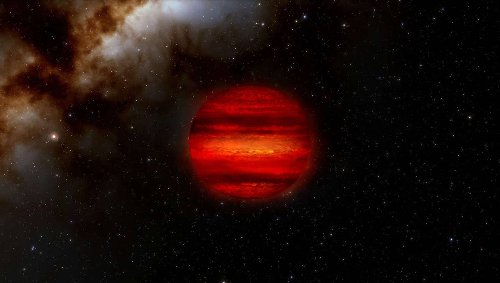 If these brown dwarfs spun much faster they'd tear themselves apart