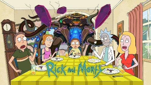 Rick and Morty Venture into the Eternal Nightmare Machine to prepare for season 5 premiere