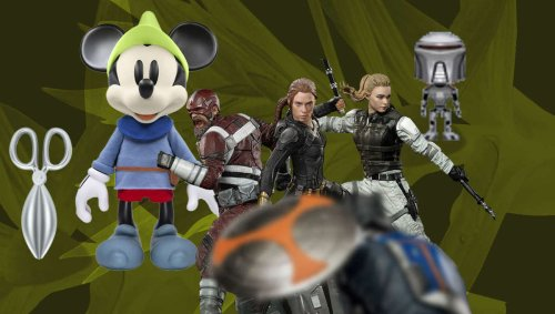 Important Toy News: Heroes, horror, and Battlestar Galactica are the hottest in collectibles this week