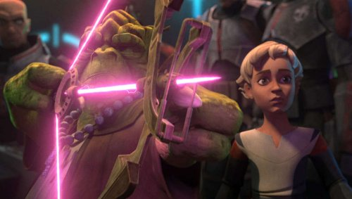 Episode 6 of Star Wars: The Bad Batch brings in two Clone Wars friends and a new mystery
