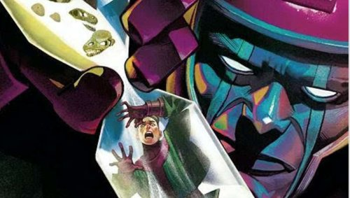 First Look: How Kang the Conqueror ditches 'tyrant Pokemon' vibe to find the 'iconic villain' underneath in new Marvel series