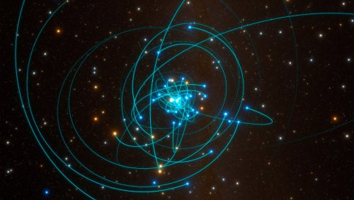 The fastest star in the galaxy has been found, and yeah, it's really *really* fast