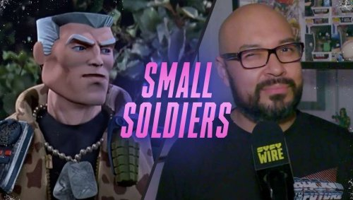 The horror of toys: Everything you didn't know about Small Soldiers