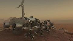 Discover venus rover