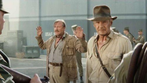 Netflix UFO docu-series explores real-world Indiana Jones encounter with an alien corpse