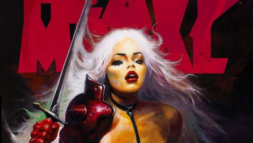 Heavy Metal: The iconic magazine eyes cutting-edge comics' past, present, & future at Comic-Con@Home