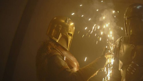 Go behind the mask of The Armorer in exclusive look at Titan's guide to 'The Mandalorian Season 1'