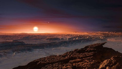 How Proxima Centauri's mega-flare could change our minds about star tantrums and aliens