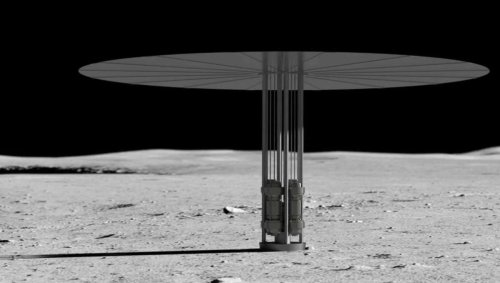 Need a job? NASA looking for partners to install nuclear fission reactors on the Moon
