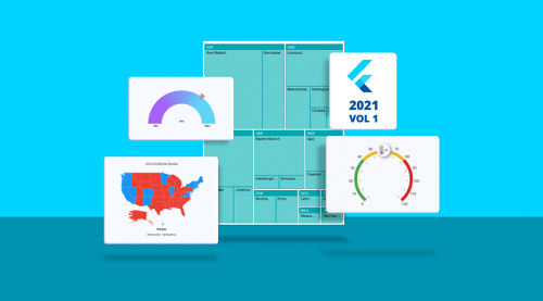 What's New in 2021 Volume 1: Flutter