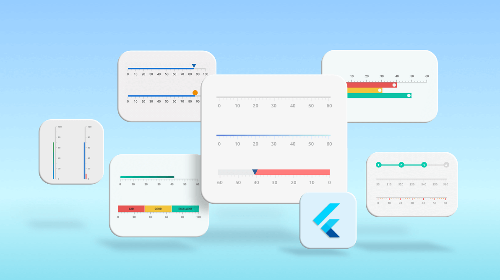 Introducing the New Flutter Linear Gauge Widget | Syncfusion Blogs