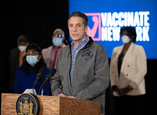 Cuomo's support among Dems slips as favorability drops to all-time low, new poll finds