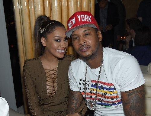 La La Anthony files for divorce from Carmelo Anthony (reports)