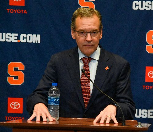 Syracuse reports spending more money than any school in 2 sports. How does each stack up?