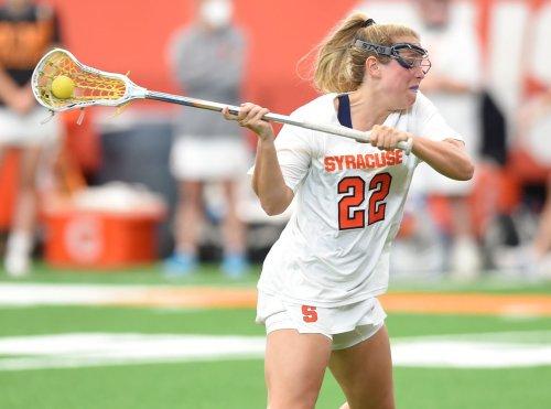Megan Carney, Emma Tyrrell each score 4 in Syracuse women's 19-7 victory over Louisville