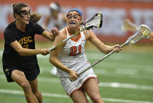 Kayla Treanor hired as Syracuse women's lacrosse coach