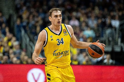 Former J-D star Tyler Cavanaugh signs contract with pro team in Lithuania