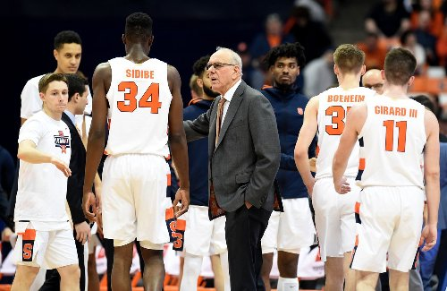 Only 3 games have been confirmed, but here is Syracuse's full 2021-22 basketball schedule
