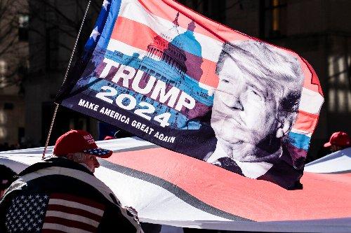 GOP's 2024 presidential hopefuls move forward as Trump considers run